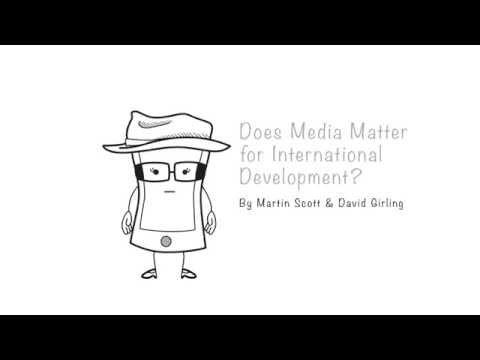 Does Media Matter for International Development?