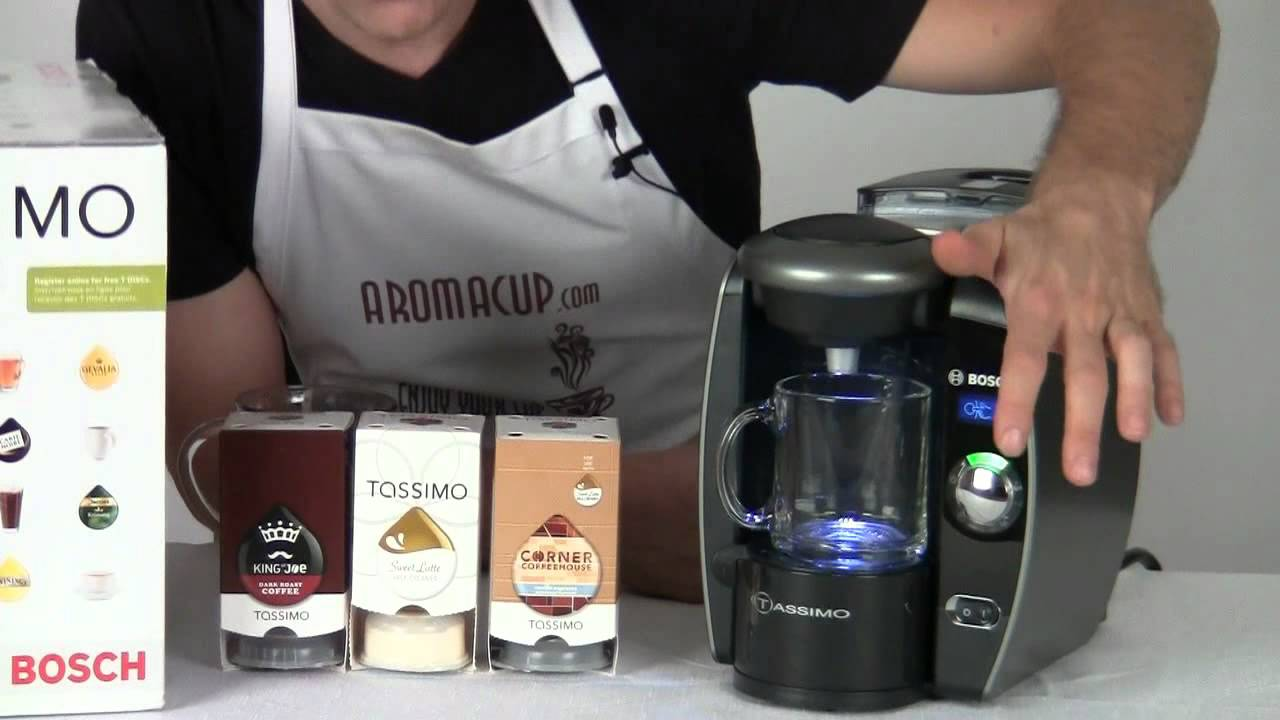 Tassimo T65 Review Youtube