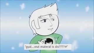 All Your Grammar Sucks Cartoons (jacksfilms)