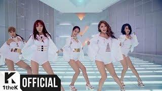 MV KARA카라  Pandora Dance ver