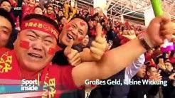 Fußball in China: Großes Geld, kleine Wirkung | Sport inside | WDR
