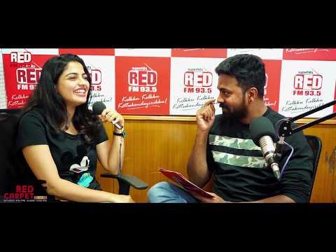 Nikhila Vimal | Njan Prakashan | Red Carpet | RJ Mike | Red FM Malayalam