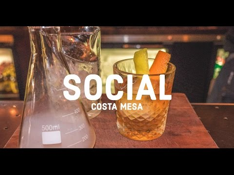Social Costa Mesa - Orange County Dining