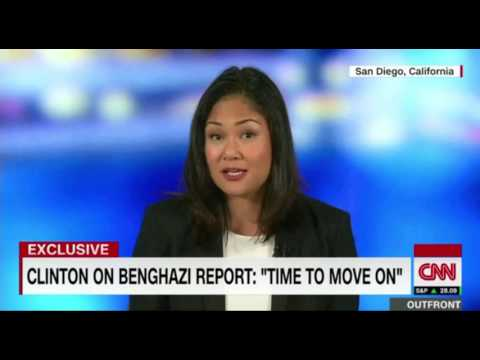 Benghazi Widow: Clinton Has No Right to Tell Me to Move On