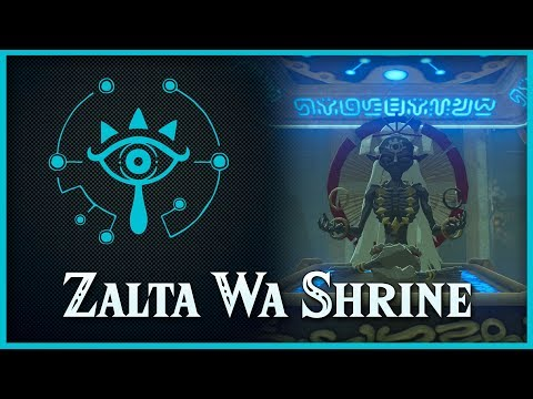 Zalta Wa Shrine - The Legend of Zelda: Breath of the Wild