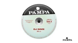 Dj Koze - XTC (PAMPA024)