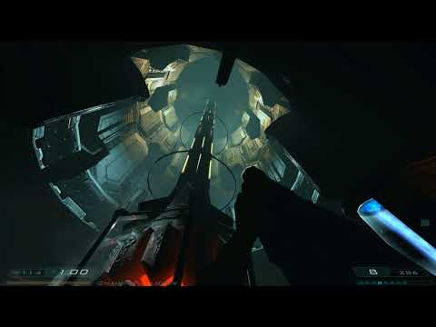 Doom 3: Redux - Level 09: Enpro Plant: Energy Processing and Storage