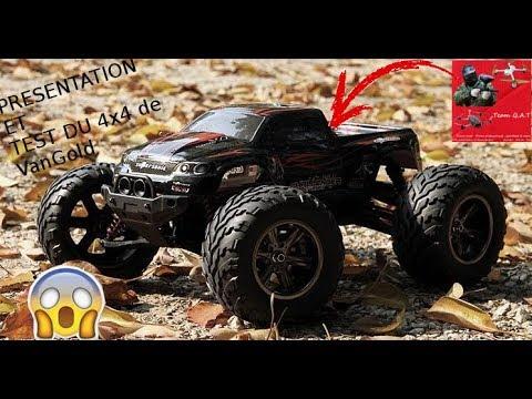 Présentation et Test du 4x4 Monster Truck de Xinlehong Toys