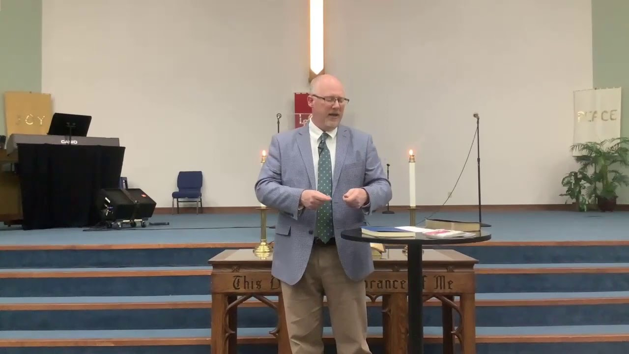 March 3, 2021 Wednesday Evening Service