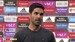 """It's how we keep evolving."" Arteta seeks more of the same from Arsenal after emphatic victory"