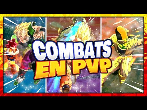 GROSSE LUCK EN LIGNE + INVOCATIONS ! COMBATS EN PVP #8 DRAGON BALL LEGENDS FR