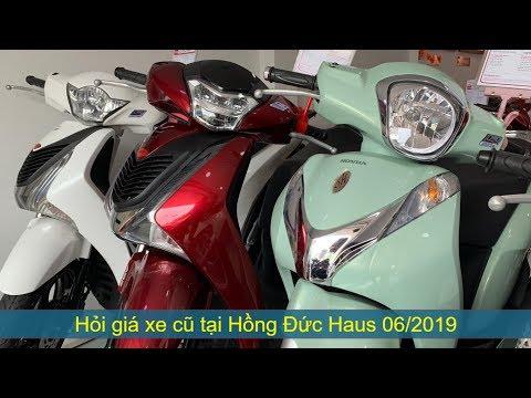 Giá Xe Máy Cũ Tại Honda Hồng Đức Haus Cần Thơ | Mkt