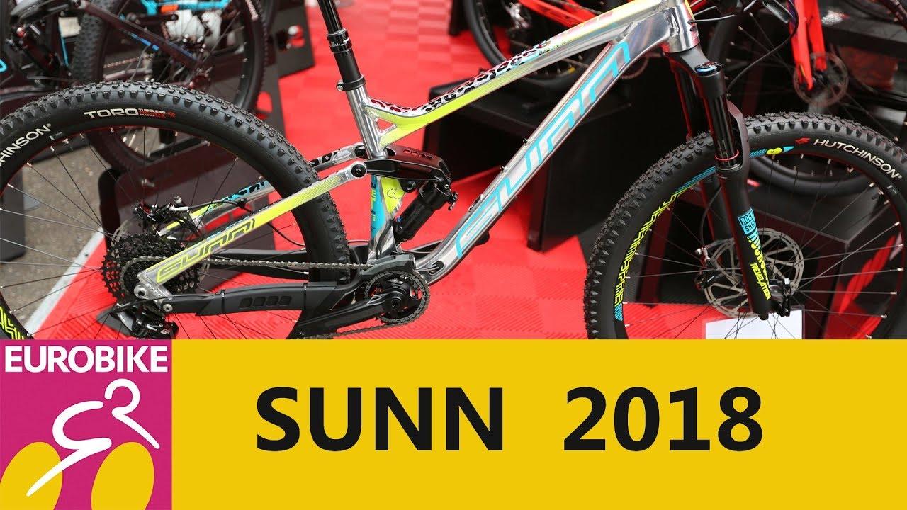 Sunn Bikes 2018 Youtube