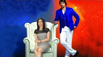 Sudeep Is Excited To Work With Sridevi