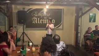 Empório do Alemão - Felipe Nogueira - Stand up Comedy
