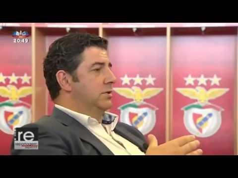 Reportagem Especial: SL Benfica Tricampeão. (SIC)