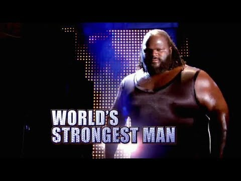 """Mark Henry's 2009 v2 Titantron Entrance Video feat. """"Some Bodies Gonna Get It"""" Theme [HD]"""