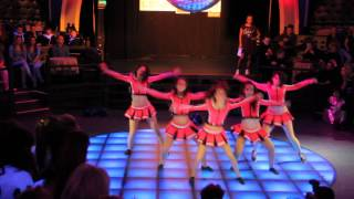 Группа поддержки Ice Girls, Группы, Танцевальное шоу Любители, Dance Star Festival 27 04 14