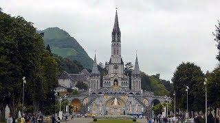 Lourdes Part 1 : Le Sanctuaire Notre-Dame de Lourdes HD