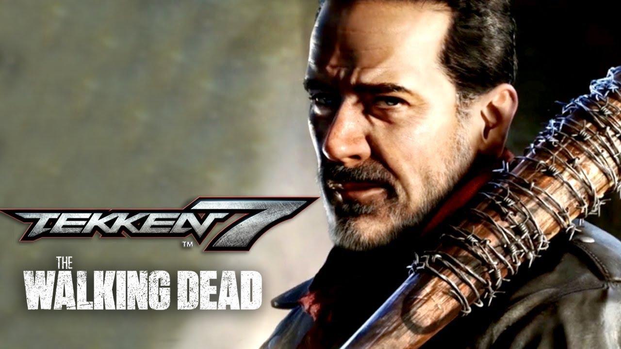 Tekken 7 - Negan Official Gameplay Reveal Trailer | TWT 2018