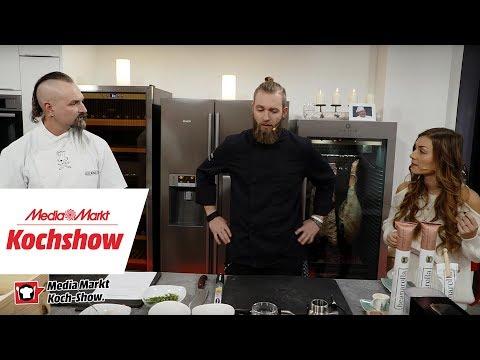 Media Markt Koch-Show: Koffeinkick – Nachhaltig genießen – Facebook Fragen