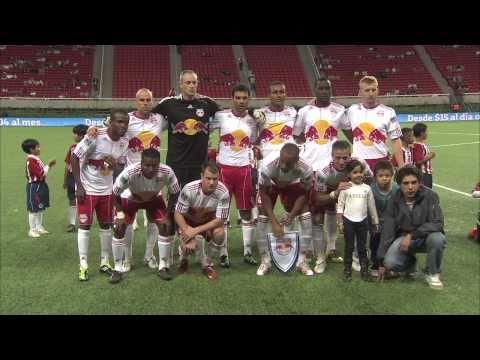 New York Red Bulls: Chivas de Guadalajara Post Match