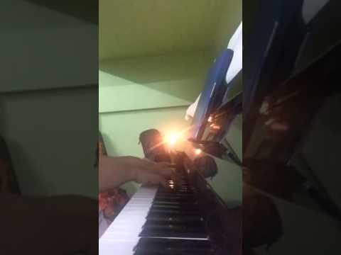 Surga Yang Ku Rindukan Piano Instrumental
