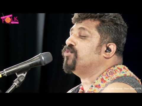 Raghu Dixit at Shrewsbury Folk Festival 2016