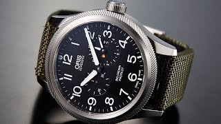 LIST – The 5 best watches of 2017 $1000 - $5000, including Longines, Oris and more...