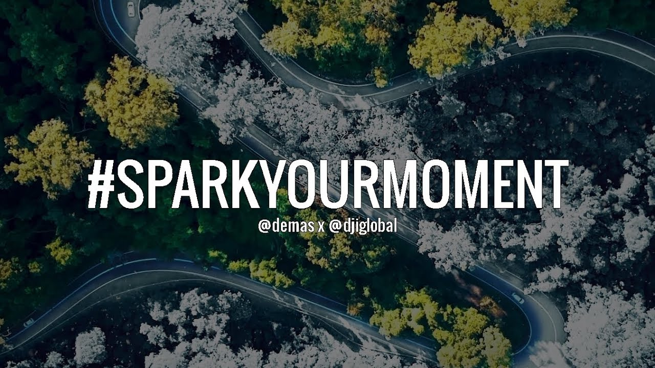 DJI Spark #SparkYourMoment BTS [Mobile Optimised Video]