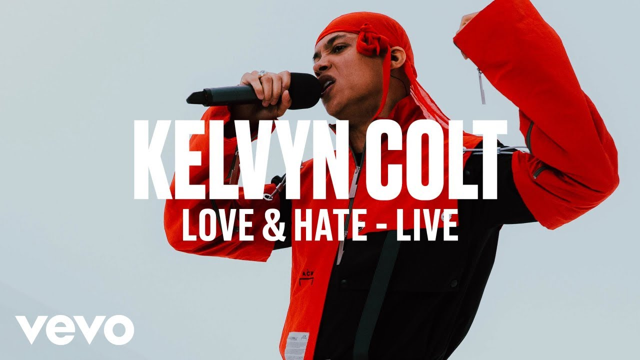 Kelvyn Colt — Love & Hate (Live) | Vevo DSCVR ARTISTS TO WATCH 2019