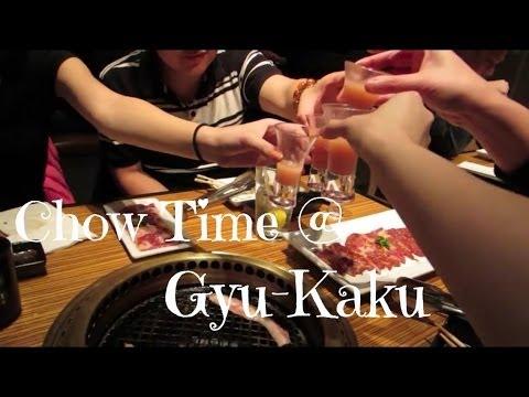 Chow Time: Japanese BBQ At Gyu Kaku (牛角) Yakiniku