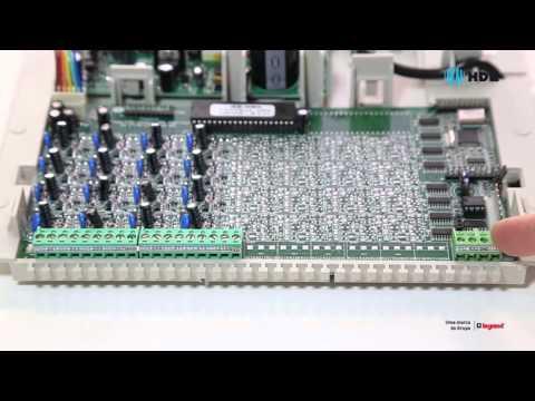 HDL | Centrais 16 e 32P - Instalação e Programação