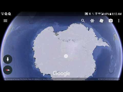 Antarctica street view breakdown !!!!!