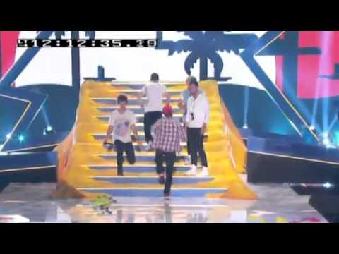 Teen Choice Awards 2013 Rehearsal - One Direction -