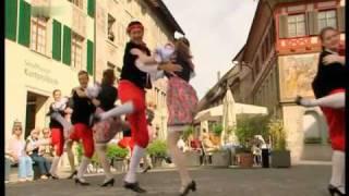 Angelo Borer & Crazy Feet - Steiner Chilbi 2008