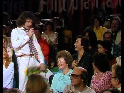 Wolfgang Petry - Gianna (1978 / ZDF-Hitparade)