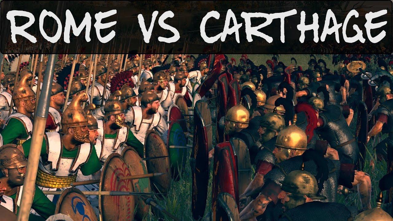 Total War Rome 2 Online Battle 77 Rome Vs Carthage