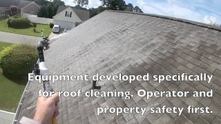 Southport NC Roof Cleaning The Ultimate House Wash
