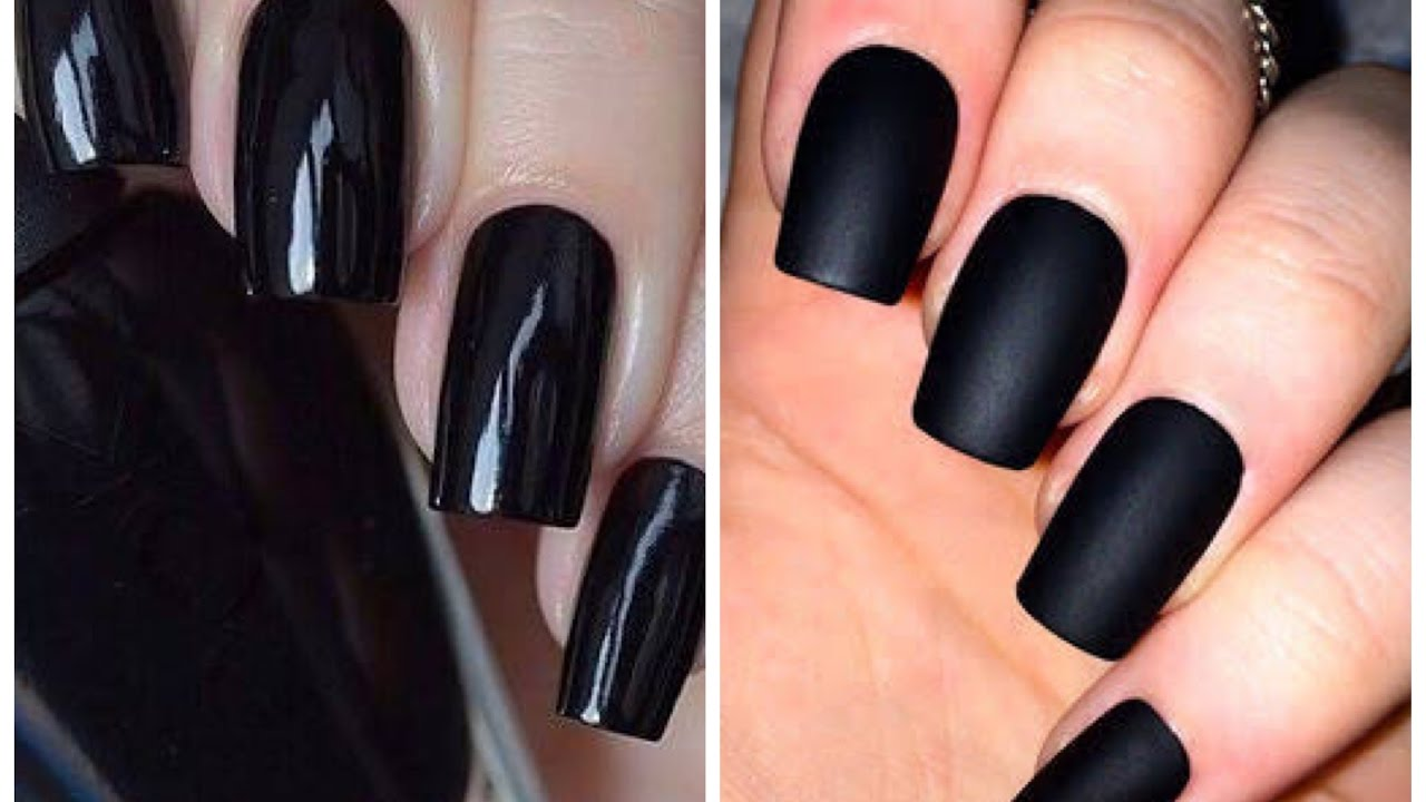 How To Make Any Nail Polish Matte | DIY Matte Nail Paint | Read ...