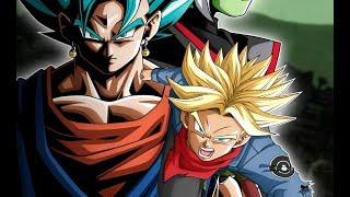 【MAD】Dragon Ball Superドラゴンボール超 FIRST STO...