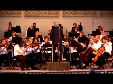 Patriotic Overture, the Tucson Pops Orchestra