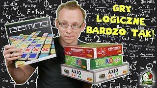 Gemino | Czy gra logiczna może jeszcze konkurować z figurkami?