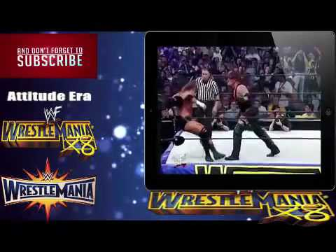 The Undertaker vs Triple H Full Match WWE WrestleMania 17 ...
