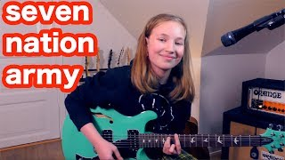 Seven Nation Army - cover by Filippa