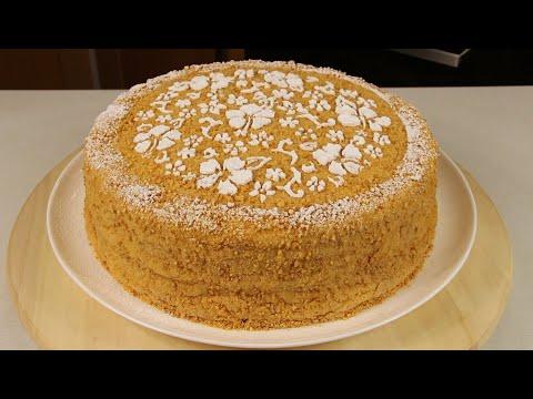 Самый Вкусный ПОСТНЫЙ ТОРТ! Праздничный Торт для Постящихся!