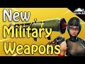 FORTNITE New Military Weapons Shadow Ops Heroes Neon Launcher And Energy Ammo Changes