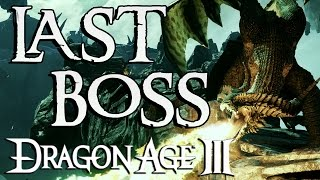 FINAL BOSS AND ENDING! Dragon Age Inquisition