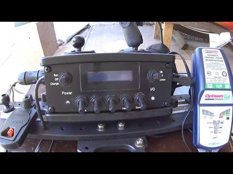 Fishing kayak setup 2017 - 12v electrical system