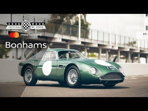 Bonhams Auction - Goodwood Festival of Speed 2018